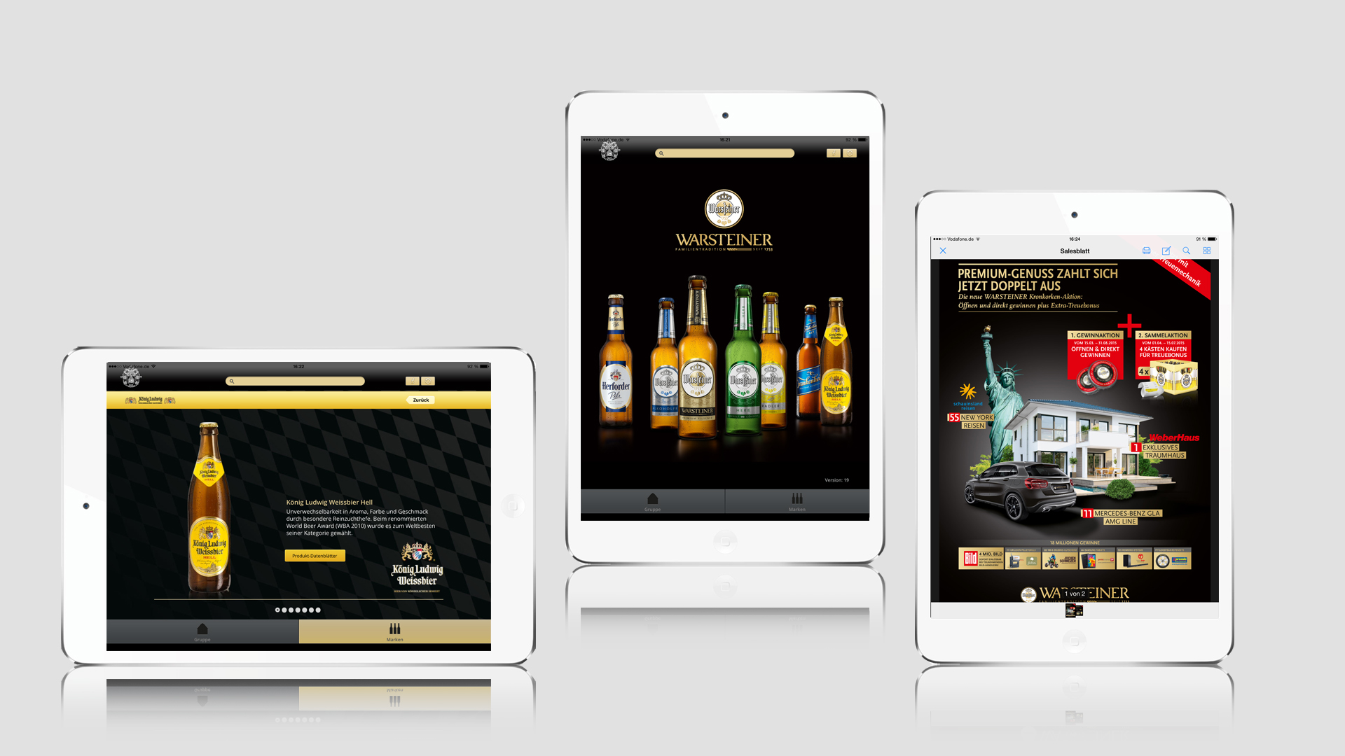 Warsteiner Screen Mobile 2