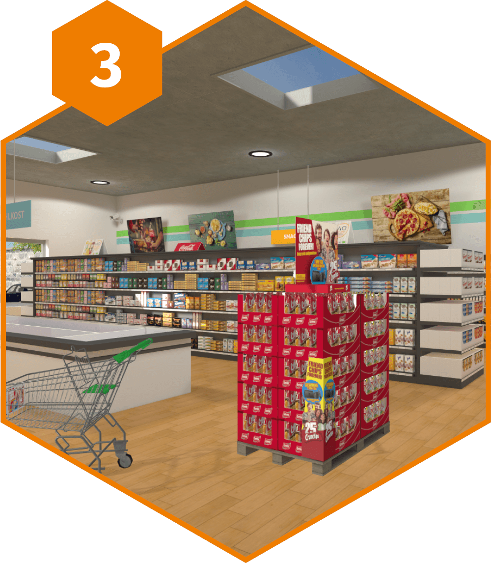 VR-Retail-Visualisierung